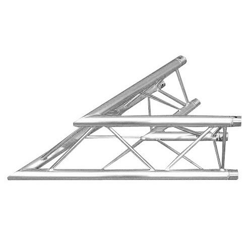 Stavební konstrukce Alutruss Trilock 6082AC-19, 2-koncový rohový díl 45°