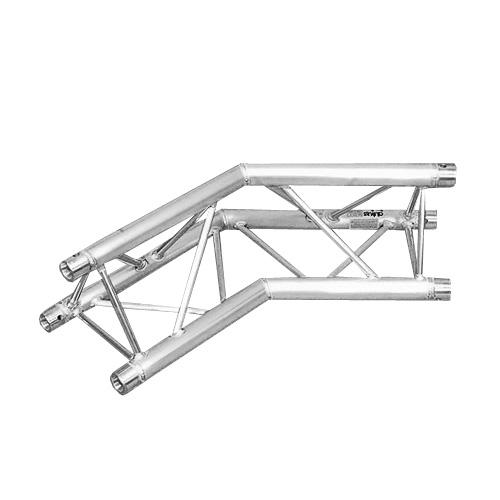 Stavební konstrukce Alutruss Trilock 6082AC-23, 2-koncový rohový díl 135°