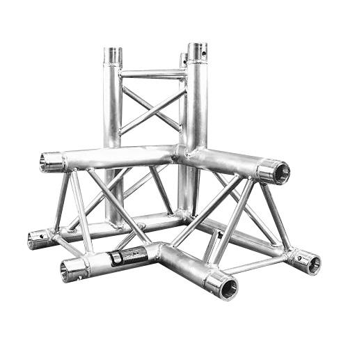 Stavební konstrukce Alutruss Trilock 6082AC-33, 3-koncový rohový díl pravý