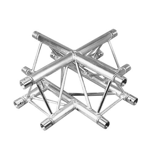 Stavební konstrukce Alutruss Trilock 6082AT-41, 4-koncový křížový díl