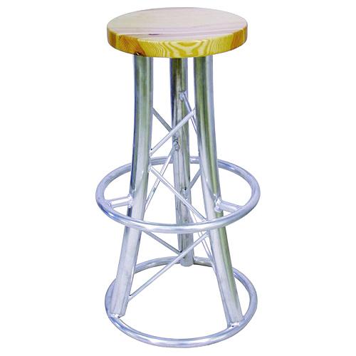 Barová stolička Alutruss výška 82 cm