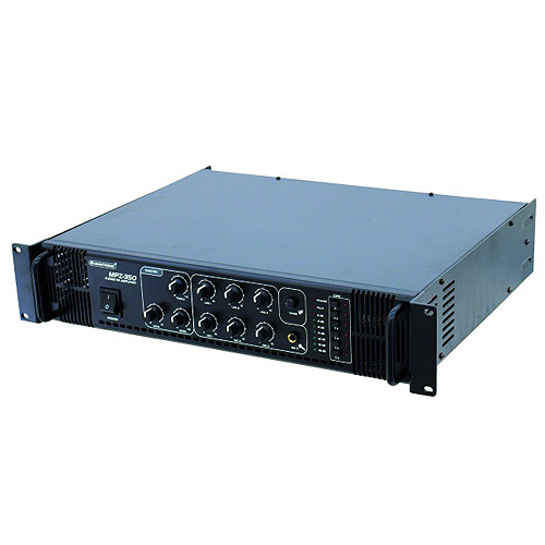 Zesilovač Omnitronic Omnitronic MPZ-350.6