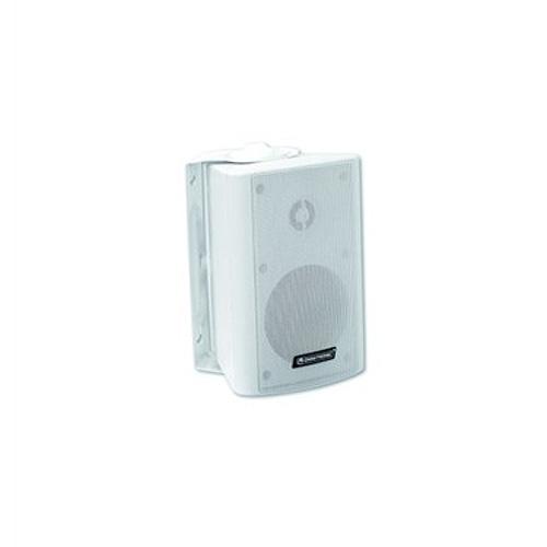 Nástěnný reprobox Omnitronic Omnitronic WPS-4W, bílý
