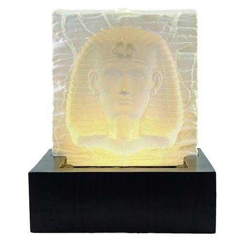 Fontána Faraón Europalms s čerpadlem a LED osvětlením