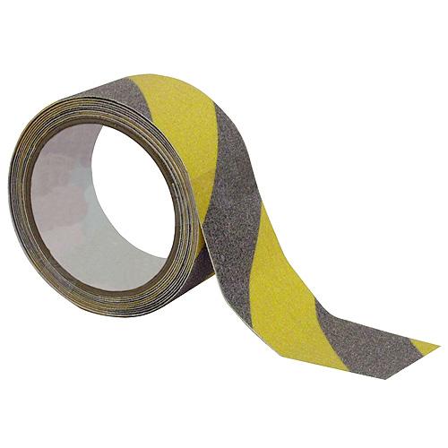 Páska Stagetape černo/žlutá, 50 mm x 50 m