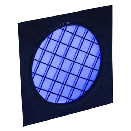 Dichrofiltr Eurolite Dichrofiltr PAR 56 modrý, černý rámeček