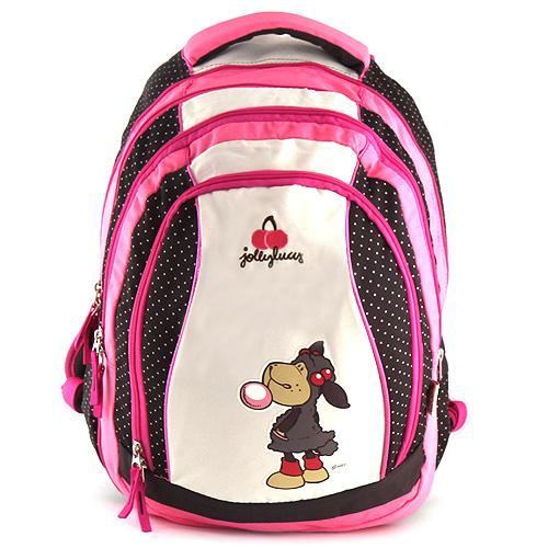 Školní batoh 2v1 Nici ovečka s bublinou