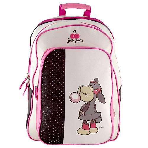 Školní batoh Nici ovečka s bublinou