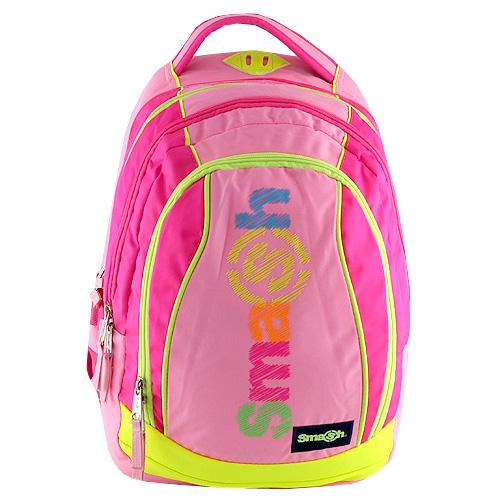 Školní batoh Smash 2v1 růžový