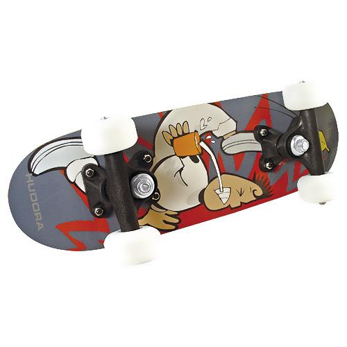 Mini skateboard Hudora 42,5 x 12,5cm