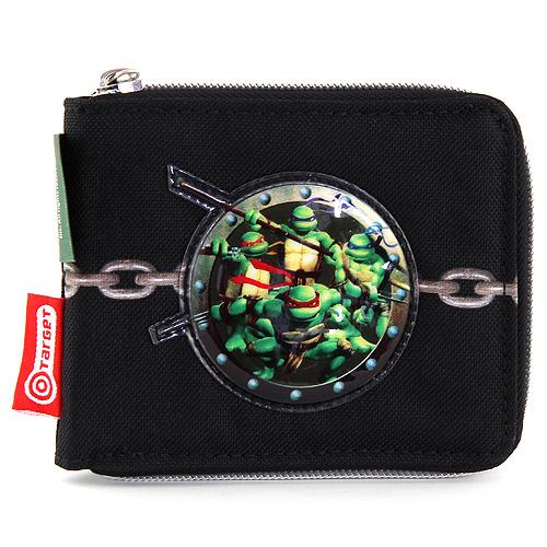 Target Peněženka TMNT černá