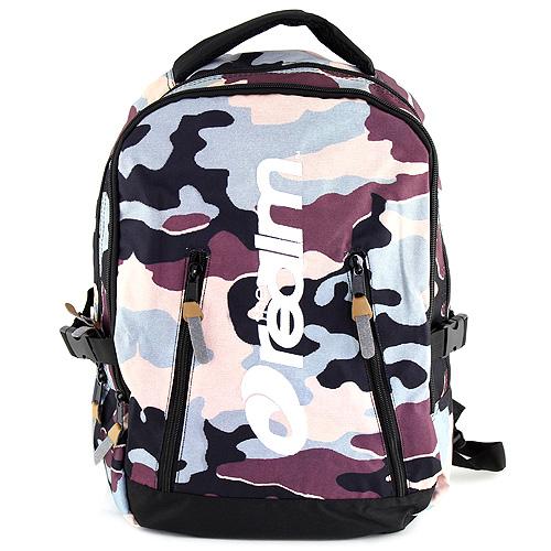 Studentský batoh The Realm vojenský motiv světlý
