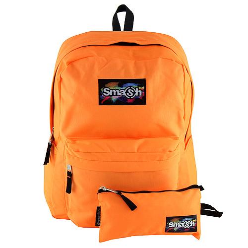 Studentský batoh Smash neonový oranžový