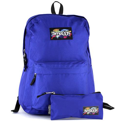 Studentský batoh Smash modrý