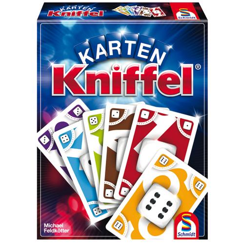 Karetní hra Kniffel Schmidt 108 karet