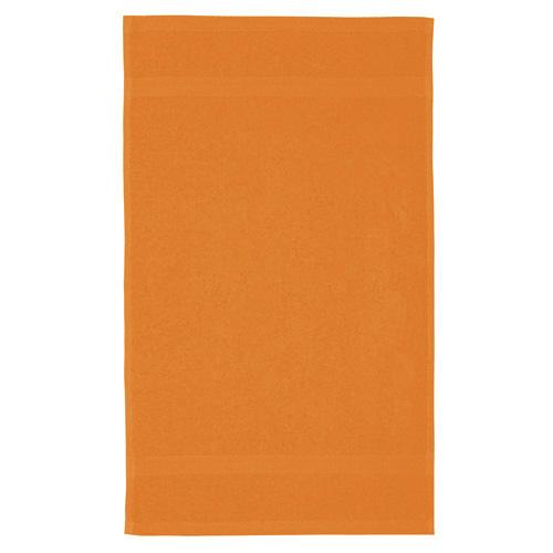Ručník Aqua-Soft oranžový, rozměr 30x50cm