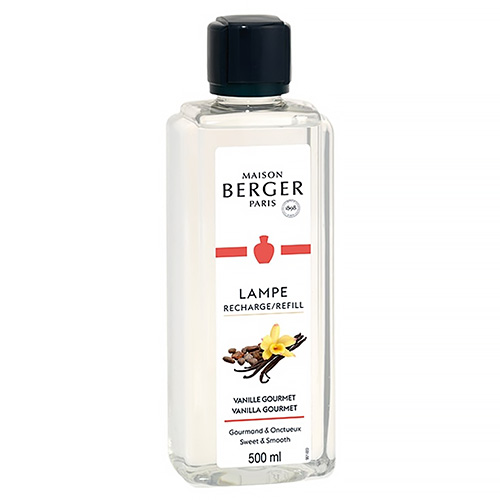 Interiérový parfém Lampe Berger Paris Sladká vanilka, 500 ml