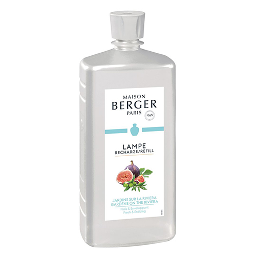 Interiérový parfém Lampe Berger Paris Rozkvetlá riviéra, 500 ml