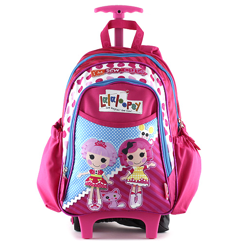 Batůžek trolley mini Lalaloopsy Backpack Small Trolley Lalaloopsy 10560