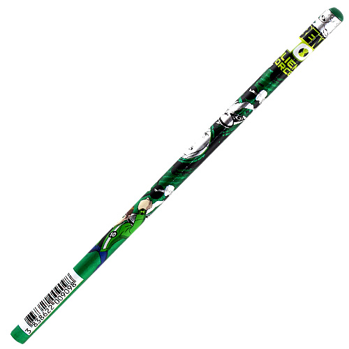 Tužka Ben 10 tmavě zelená s motivem Ben 10
