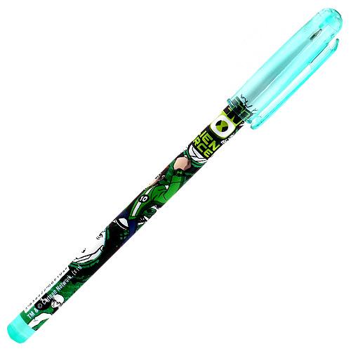 Kuličkové pero Ben 10 tmavě zelené s motivem Ben 10