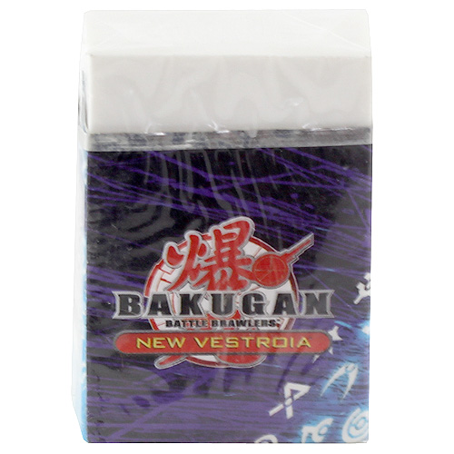 Guma Bakugan modrý přebal s motivem Bakugan