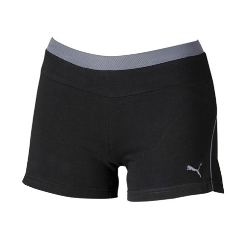Puma Ess Studio Short Tight black-turbulence | L