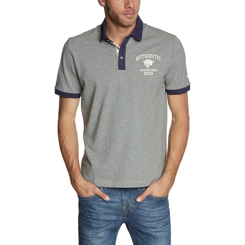 Puma FUN Ath-Polo medium gray heather | S