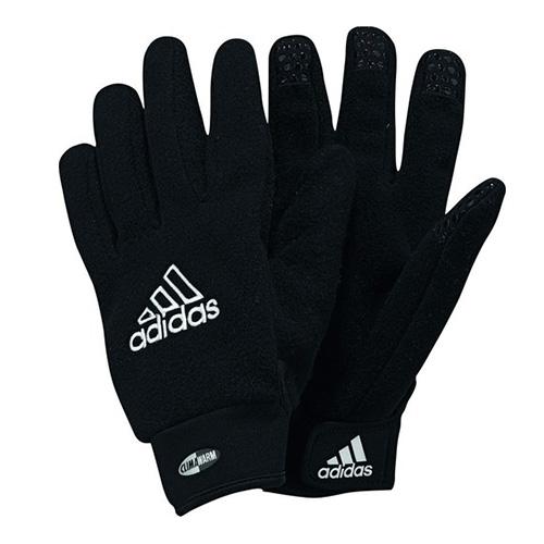 Fotbalové rukavice Adidas FIELDPLAYER | Černá | 9