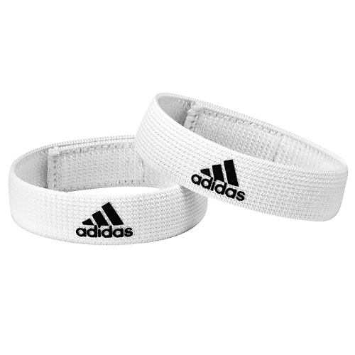 Adidas SOCK HOLDER SHIN GUARD | WHT/BLACK | NS