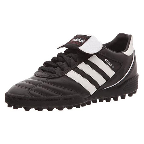 Adidas KAISER 5 TEAM FOOTBALL SHOES (TURF) | BLACK/RUNWHT | 7