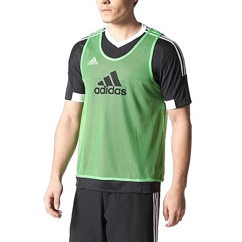 Rozlišovací dres Adidas Training Bib | Zelená | S