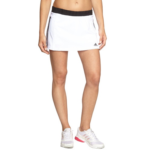 Adidas W RSP SKORT SKIRT | WHT/BLACK | ML