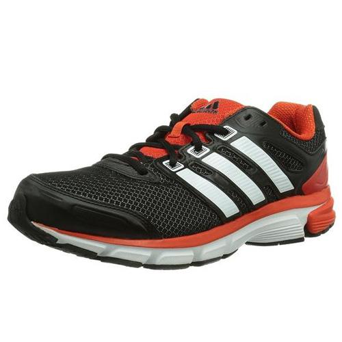 Adidas nova stability m SHOES - LOW (NON FOOTBALL) | CBLACK/CWHITE/BORANG | 7