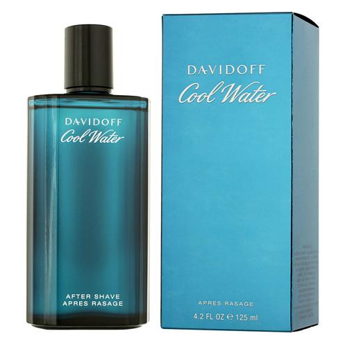Davidoff Cool Water Man - voda po holení 125 ml pro muže Cool Water Man - voda po holení