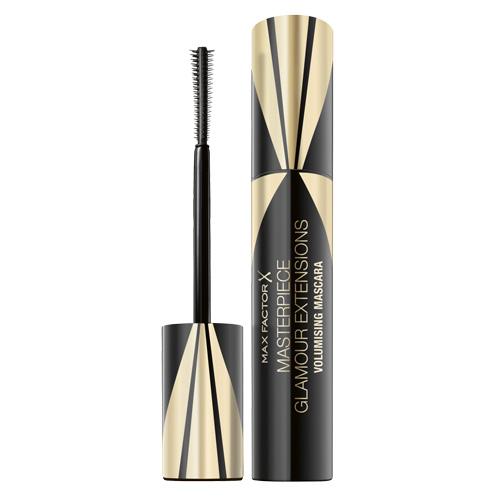 Řasenka 3v1 Max Factor Odstín Black, Masterpiece Glamour Extensions, 12 ml