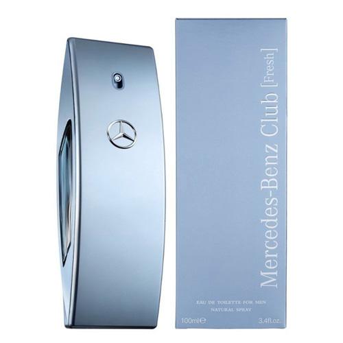 Toaletní voda Mercedes-Benz Club Fresh, 100 ml