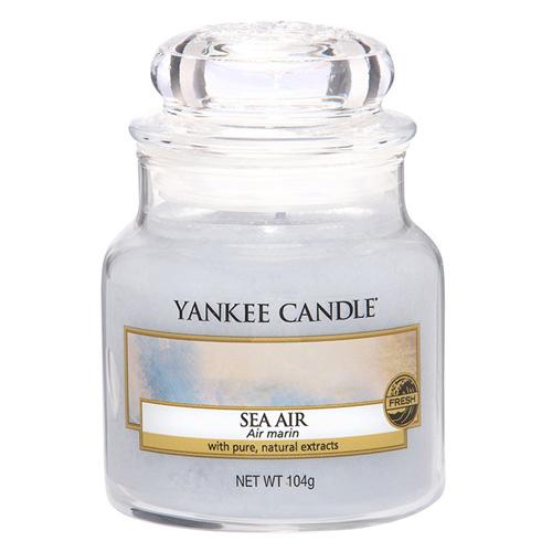 Svíčka ve skleněné dóze Yankee Candle Mořský vzduch, 104 g