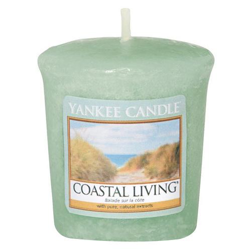 Svíčka Yankee Candle Život na pobřeží, 49 g