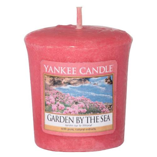 Svíčka Yankee Candle Zahrada u moře, 49 g