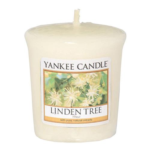 Svíčka Yankee Candle Lipový strom, 49 g