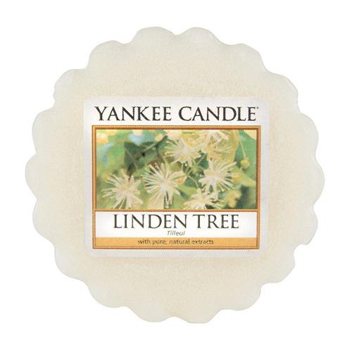 Vonný vosk Yankee Candle Lipový strom, 22 g