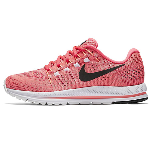 WMNS NIKE AIR ZOOM VOMERO 12 20 | RUNNING | WOMENS | LOW TOP | LAVA GLOW/BLACK-RACER PINK
