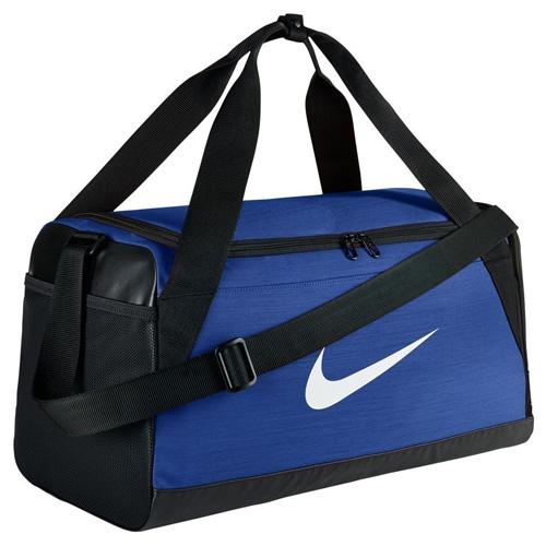 Taška Nike Brasilia | Modrá | Objem 36 l