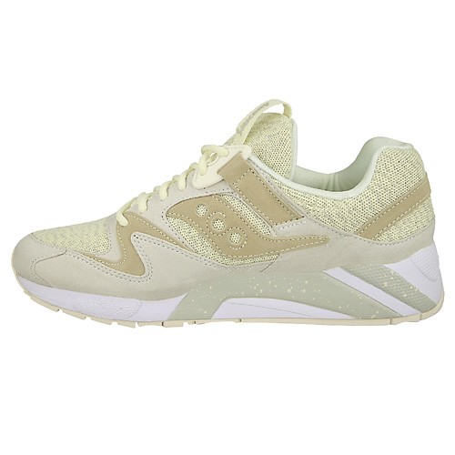Saucony GRID 9000 ORIGINALS | CREAM | 10