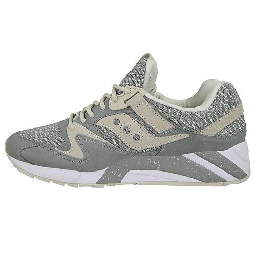 Saucony GRID 9000 ORIGINALS | GREY | 8.5
