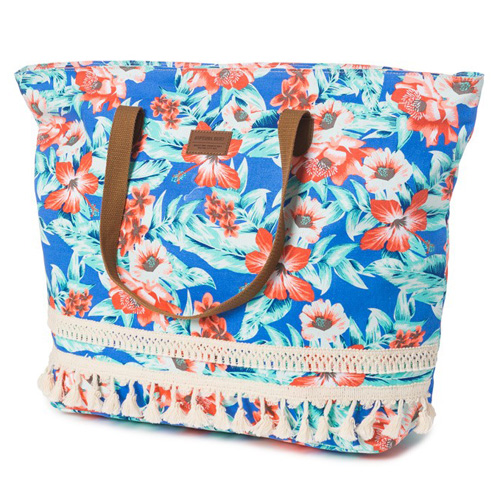 Rip Curl MIA FLORES BEACH BAG | Blue | TU