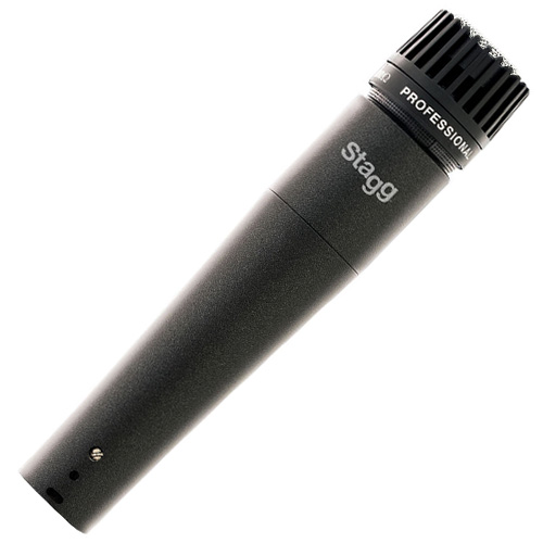 Dynamický mikrofon Stagg SDM70, s kabelem 5 m
