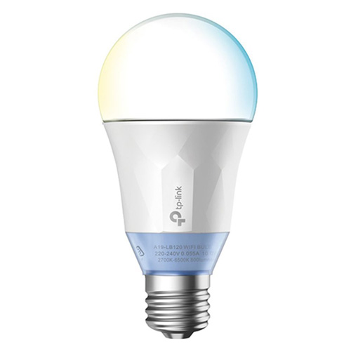 TP-link Smart WiFi LED LB120, Dimmable,Tunable 60W Digitální domácnost | Digitální domácnost