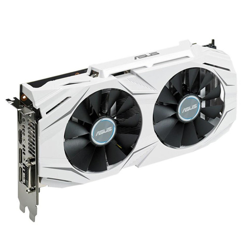 ASUS GeForce DUAL GTX 1060 3GB, 3GB GDDR5, HDMI/DP/DVI